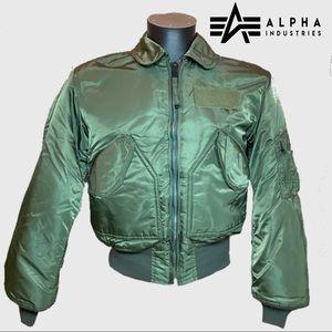 Alpha Industries Ma-1 Flyers Bomber Jacket